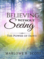 Believing Without Seeing