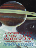 And There Shall Be a New Heaven and a New Earth