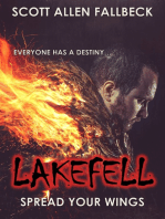 Spread Your Wings (Lakefell Story 5)