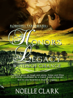 Honor's Legacy