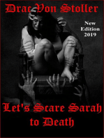 Let's Scare Sarah to Death