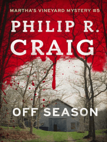 Off Season: Martha's Vineyard Mystery #5