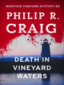 Death in Vineyard Waters: Martha's Vineyard Mystery #2