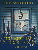 The Trouble with the Tick-Tock Tabby