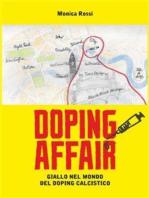 Doping affair - giallo nel mondo del doping calcistico