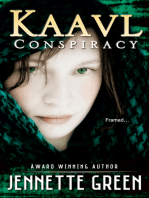 Kaavl Conspiracy (Kaavl Chronicles, Book 1 of 4)