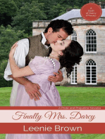 Finally Mrs. Darcy