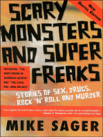 Scary Monsters and Super Freaks
