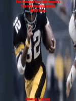 The National Football League's Top Ten Running Backs Of All Time