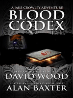 Blood Codex- A Jake Crowley Adventure