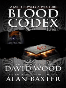 Blood Codex- A Jake Crowley Adventure: Jake Crowley Adventures, #1