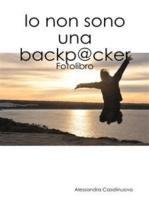 """Fotolibro """"Io non sono una backpacker"""""""