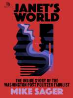 Janet's World: The Inside Story of Washington Post Pulitzer Fabulist Janet Cooke