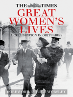 Times Great Women's Lives