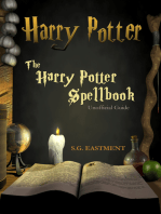 The Harry Potter Spellbook Unofficial Guide