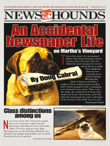 News Hounds: An Accidental Newspaper Life On Martha's Vineyard