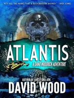 Atlantis- A Dane Maddock Adventure