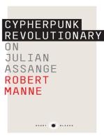 Cypherpunk Revolutionary: On Julian Assange