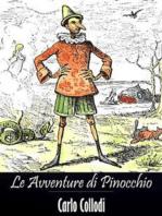 Le Avventure di Pinocchio (Italian Edition)