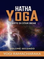 Hatha yoga - L'arte di star bene – volume secondo