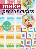 Make Precut Quilts