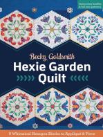 Hexie Garden Quilt