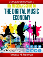 DIY Musician's Guide to the Digital Music Economy