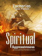 Spiritual Aggressiveness (Spiritual Leadership in The Pattern of Joshua)
