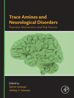Trace Amines and Neurological Disorders: Potential Mechanisms and Risk Factors