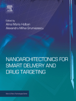 Nanoarchitectonics for Smart Delivery and Drug Targeting