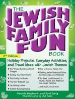 The Jewish Family Fun Book (2nd Edition)