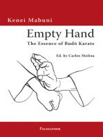 Empty Hand: The Essence of Budo Karate