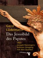 Das Jesusbild des Papstes