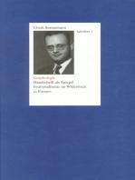 Schriften/Graphologie
