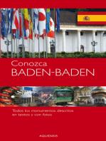 Conozca - Baden-Baden - Stadtführer Baden-Baden: Todos los monumentos descritos en textos y con fotos
