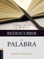 Redescubrir la Palabra