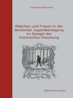 Mädchen und Frauen in der deutschen Jugendbewegung im Spiegel der historischen Forschung