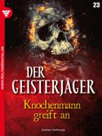 Der Geisterjäger 23 – Gruselroman