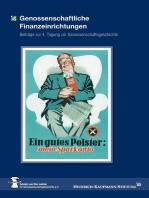 Genossenschaftliche Finanzeinrichtungen