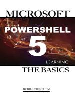 Windows Powershell 5