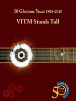 50 Glorious Years 1965-2015 VITM Stands Tall