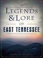 Legends & Lore of East Tennessee