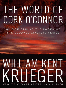 The World of Cork O'Connor: A Look Behind the Pages of the Beloved Mystery Series