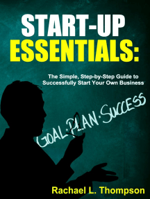 Start-Up Essentials