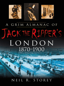 Grim Almanac of Jack the Ripper's London