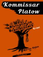 Kommissar Platow, Band 5