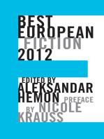 Best European Fiction 2012