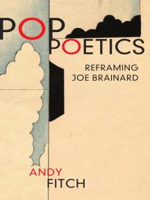 Pop Poetics