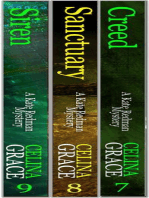 The Kate Redman Mysteries Volume 3 (Creed, Sanctuary, Siren)