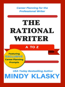 The Rational Writer: A to Z: Rational Writer, #2